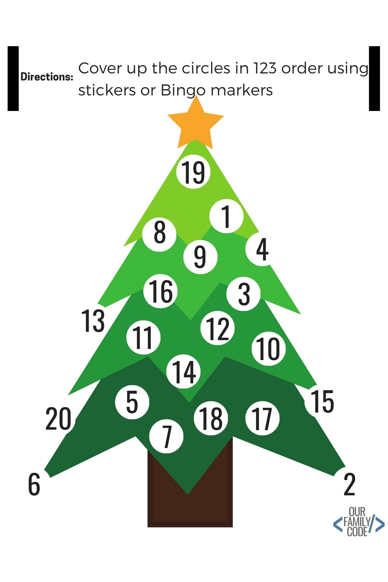 Christmas Worksheets.Download 12 Days Of Free Christmas Worksheets For Kids