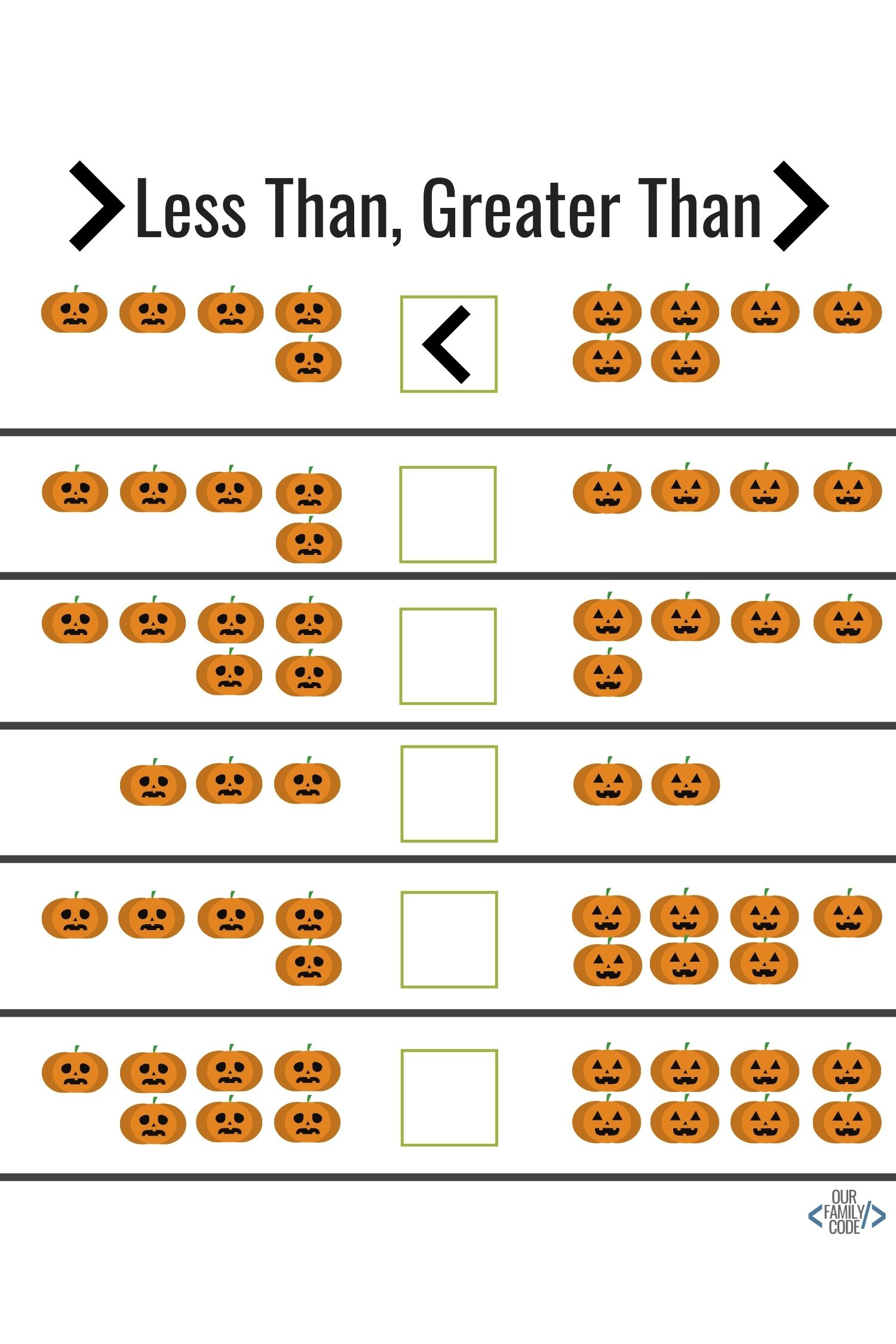 It's just a picture of Free Printable Halloween Worksheets intended for pre k
