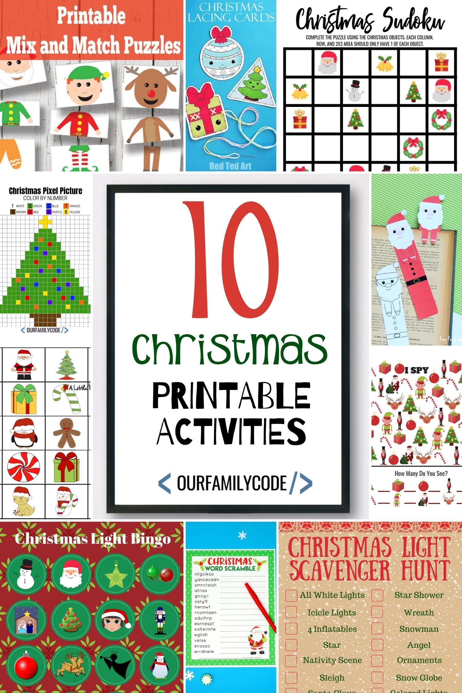 the ultimate list of easy christmas crafts activities