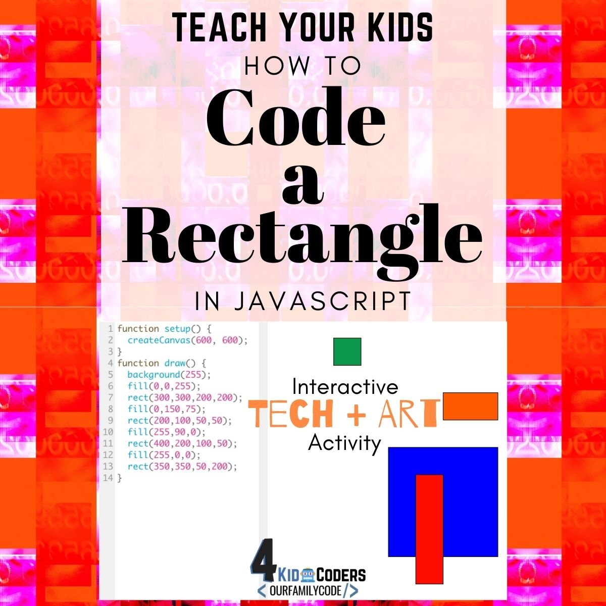 teach kids to code Archives - Our Family Code