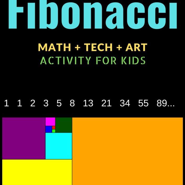 Code Fibonacci Rectangles in JavaScript | Our Family Code